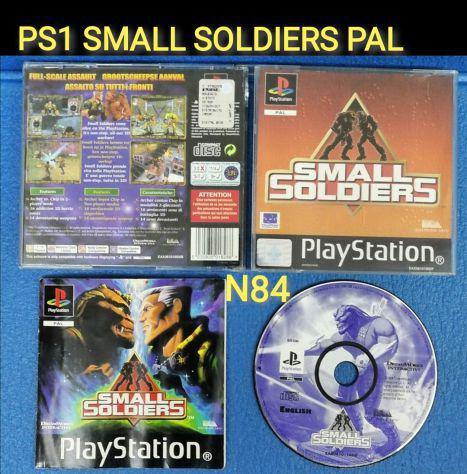 Ps1 small soldiers pal