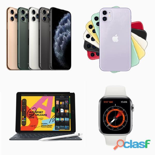 Apple iPhone 11 Pro Max, 11 Pro, 11,Samsung Note10 S10 PayPal e BONIFICO Stockprezzo