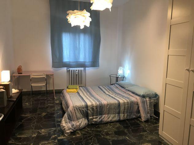 2 camere ammobiliate, in appartamento confortevole e