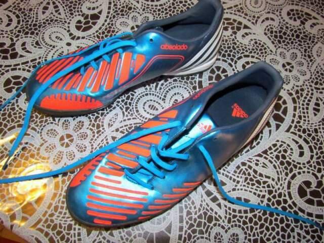 Adidas predator absolion lz trx tf 44 2/3 10uk 10.5usa