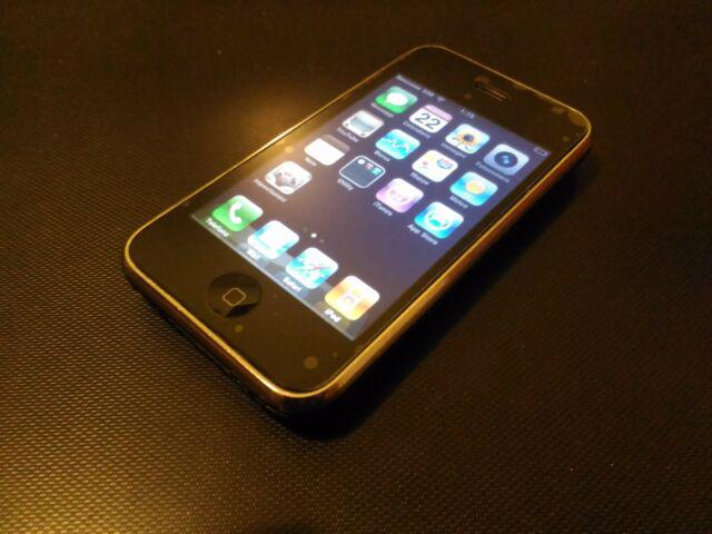 Apple iphone 3g a1241 8 gb semi-funzionante con difetto