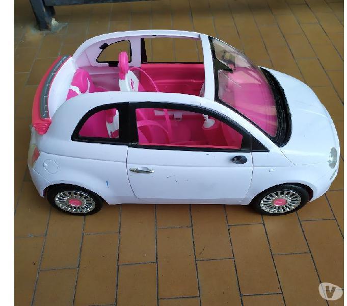 Barbie fiat 500 cabriolet