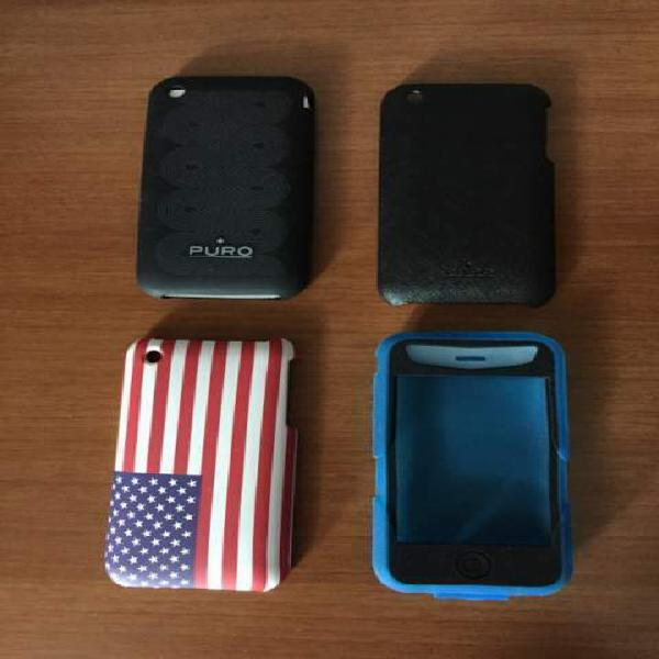 Cover iphone 3g/3gs nuove mai usate