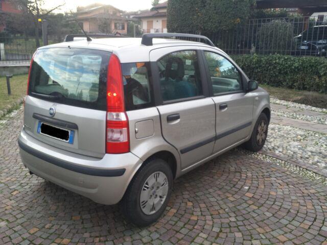Fiat panda 1.2 60 cv 5 porte