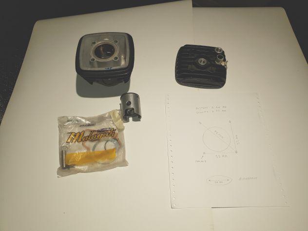 DR Kit cilindro /Ø55mm 6 travasi