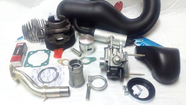 Kit elaborazione modifica 75 90 105 per motore piaggio vespa