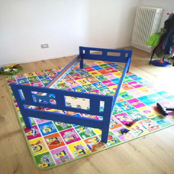 Letti Bassi Per Bambini Ikea.Letto Ikea Bambino Offertes Maggio Clasf