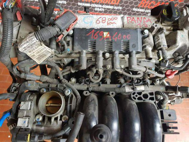 Motore fiat panda 1.2 2011