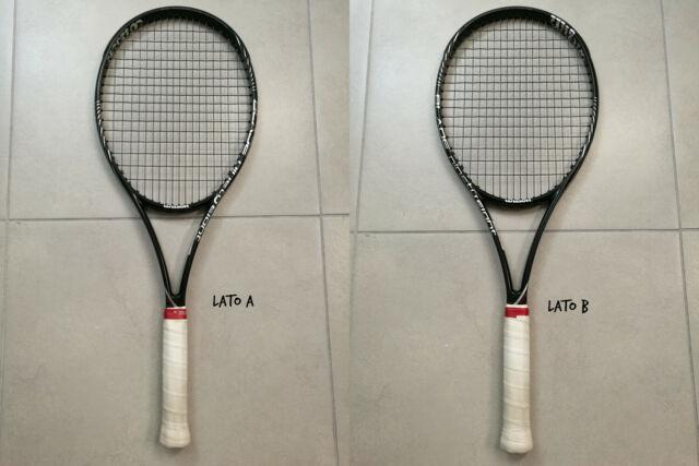 Racchetta da tennis wilson blade blx 98s