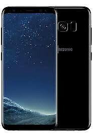 Samsung s8 plus 64gb black