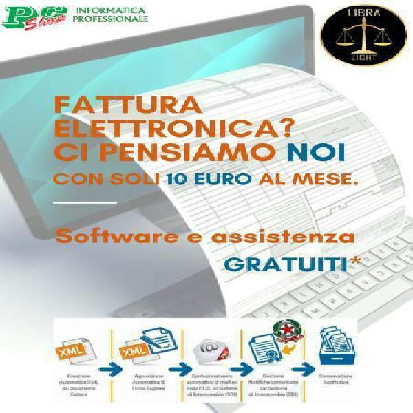 Software per la fatturazione elettronica