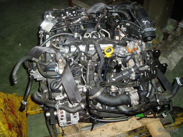 Vendo motore volkswagen polo 1400 tdi cv 75 codice motori