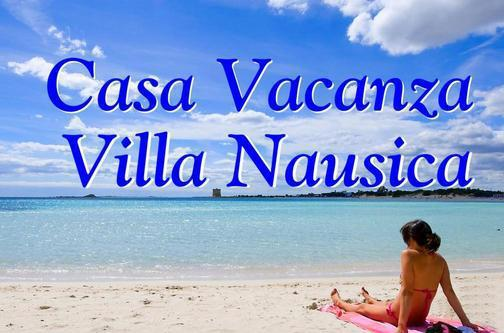 Villa nausica - casa vacanza sulla costa del salento