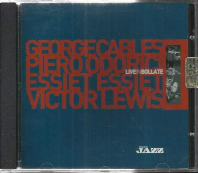 Cd: george cables live in bollate