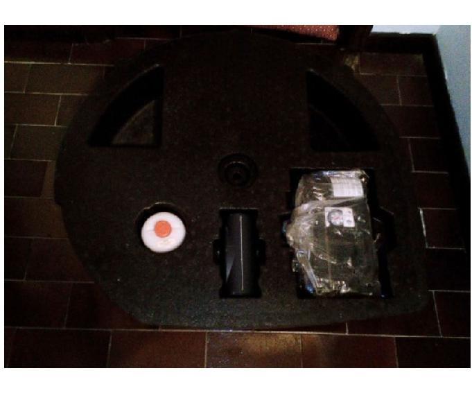 Kit di riparazione pneumatici di emergenza fiat grande punto