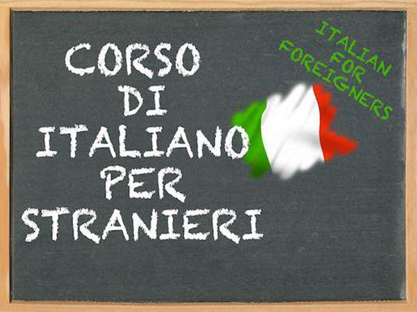 Lezioni di italiano con insegnante madrelingua