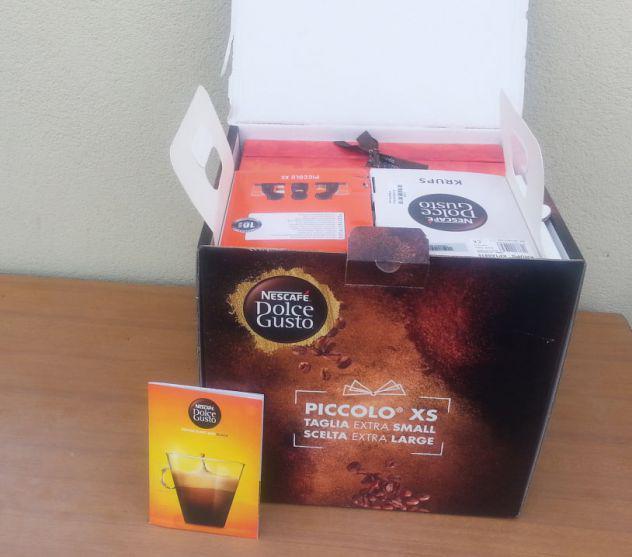Macchina manuale per caffè krups nescafé dolce gusto