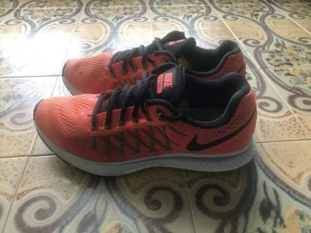 Nike zoom pegasus 32 n.44 arancio scarpa da running