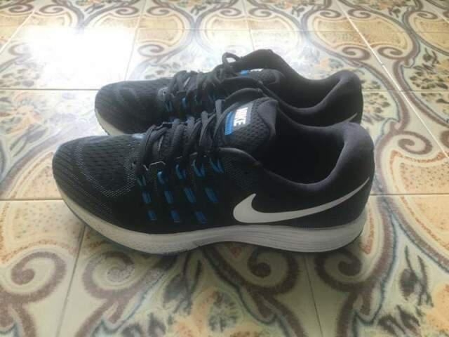 Nike zoom vomero 11 n.44 nere scarpa da running