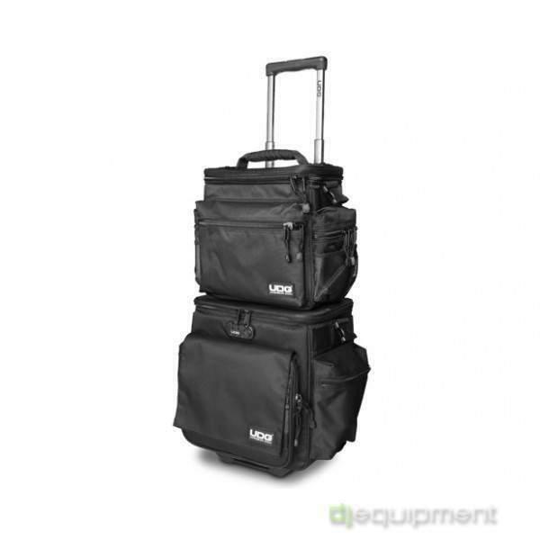 Udg ultimate slingbag trolley set deluxe per 110 dischi