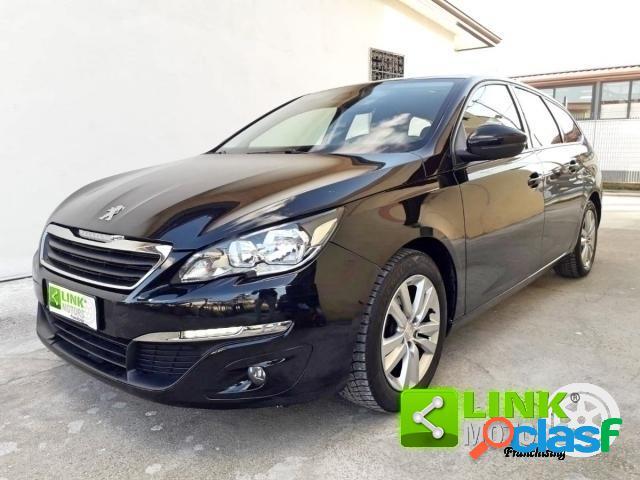 Peugeot 308 sw diesel in vendita a benevento (benevento)