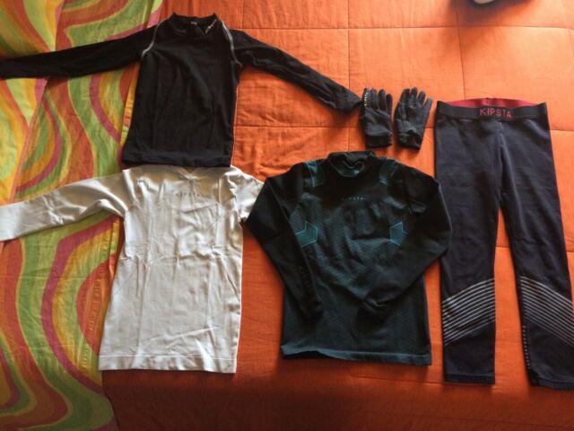 Abbigliamento termico da calcio per bambini