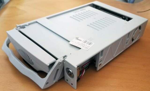 Cassetto estraibile per hard disk