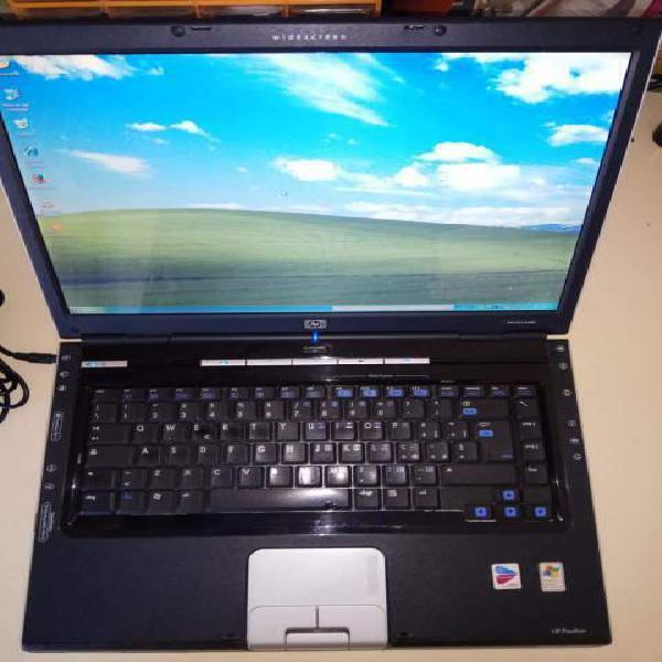 Notebook portatile laptop hp pavilion dv4000