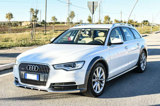 Audi a6 allroad 3.0 tdi 245cv s tronic busin