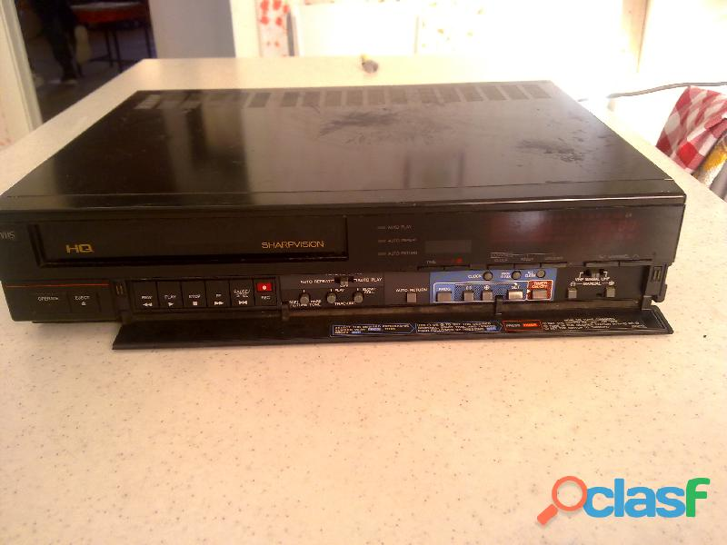 Videoregistratore lettore vhs SHARP VC 785S (BK) da 1
