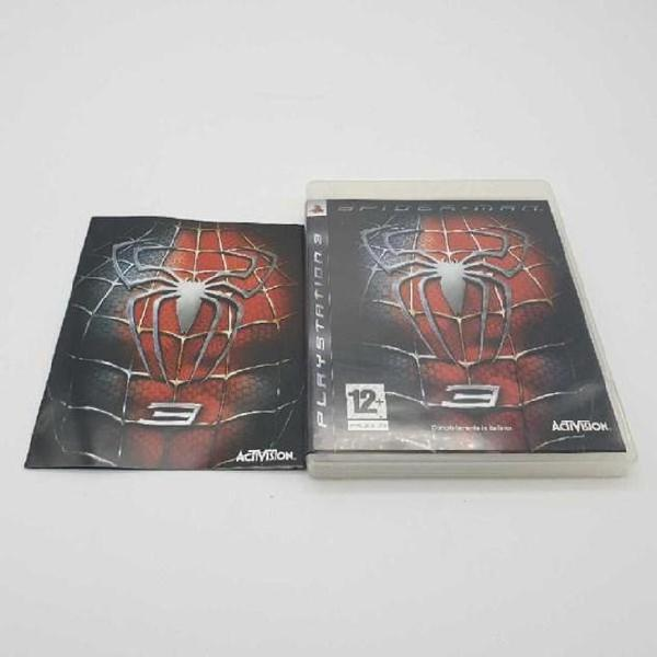 Gioco playstation 3 spiderman