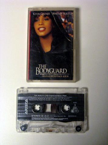 Musicassetta originale del 1992-colonne sonore del film-the