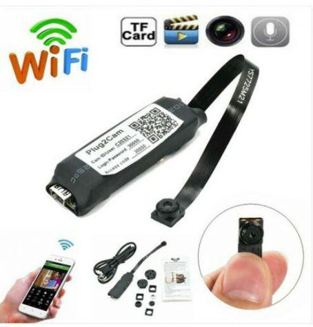 Video sorveglianza video camera wifi full hd modulo fai da