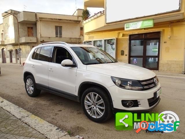 Volkswagen tiguan diesel in vendita a stornara (foggia)