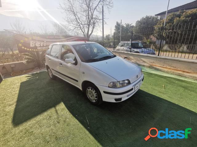 Fiat punto diesel in vendita a cervaro (frosinone)