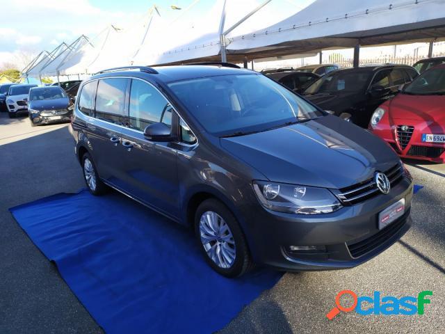 Volkswagen sharan diesel in vendita a giugliano in campania (napoli)