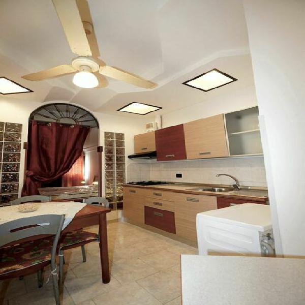 Appartamento bivano ristrutturato, accessoriato, nuovo