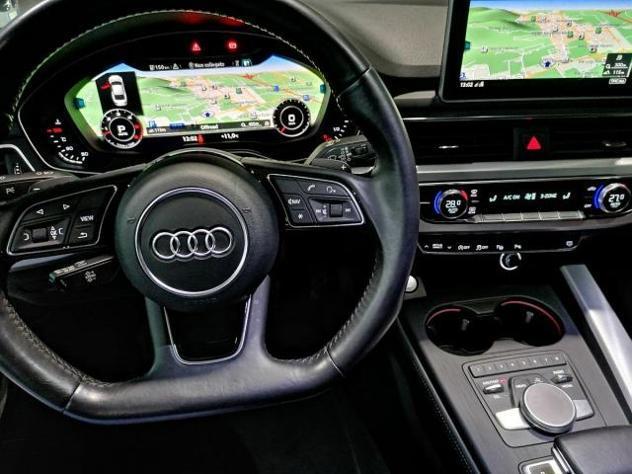 Audi a5 coupè 3.0 tdi 4x4 s tronic - s line - cockpit
