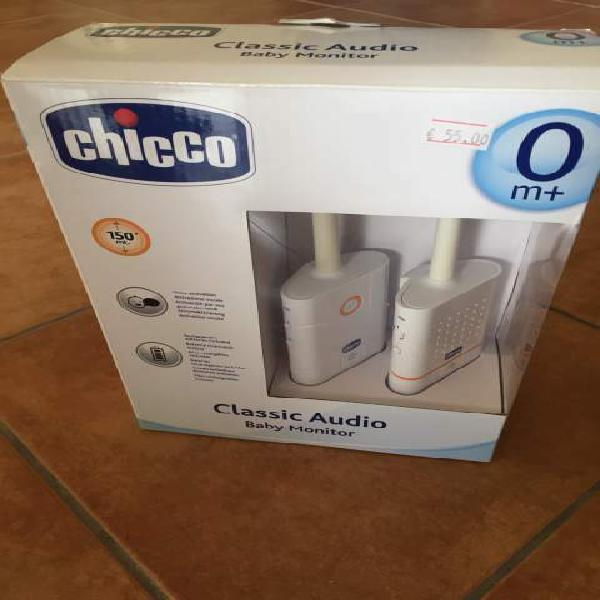 Baby monitor chicco classic audio