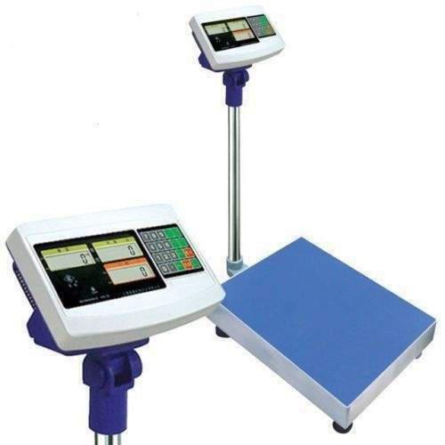 Bilancia digitale elettronica professionale 2-300 kg..