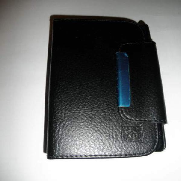 Custodia protettiva a portafoglio per smartphone lg fino