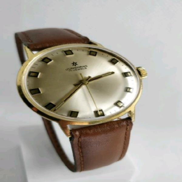 Orologio junghans 17 jewels carica manuale in ottime