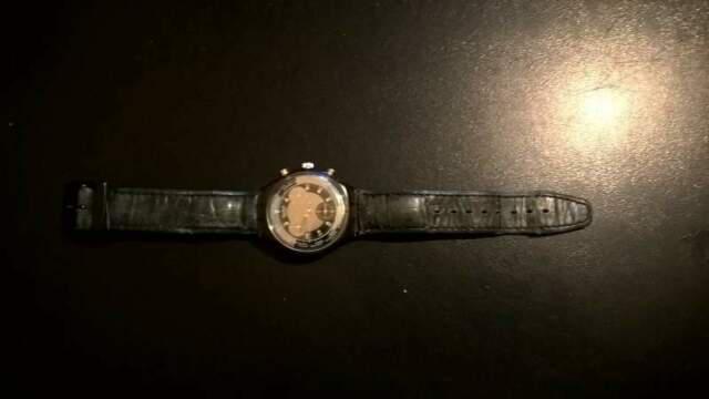Orologio swatch chrono da collezione