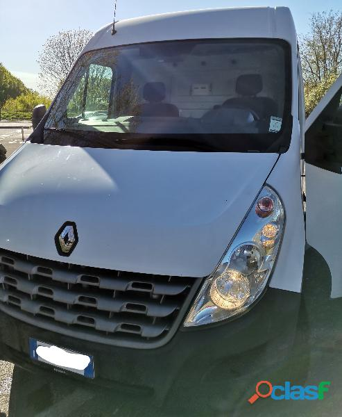 Master Renault anno 2014 euro 5B fap H2L2