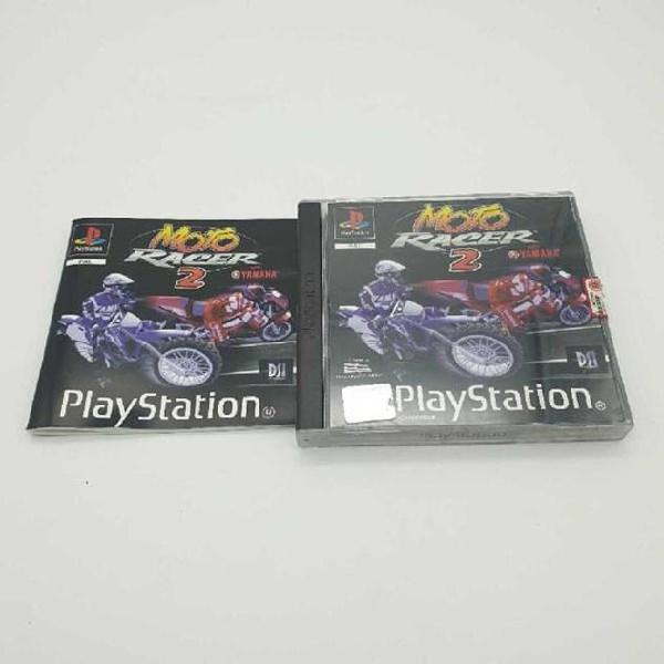 Gioco playstation 1 moto racer 2