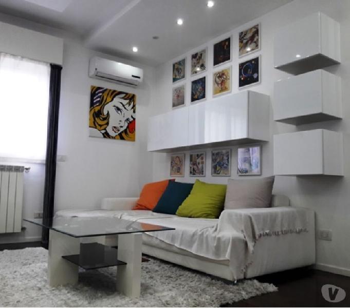 Appartamento villa a schiera via felitto, spregamore, roma