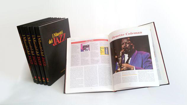 Enciclopedia i maestri del jazz perfetta 85 cd