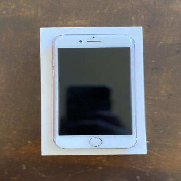 Iphone 7 128 gb bianco ed oro rosa rigenerato