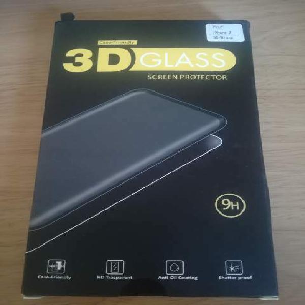 Pellicola vetro temperato iphone xs/x