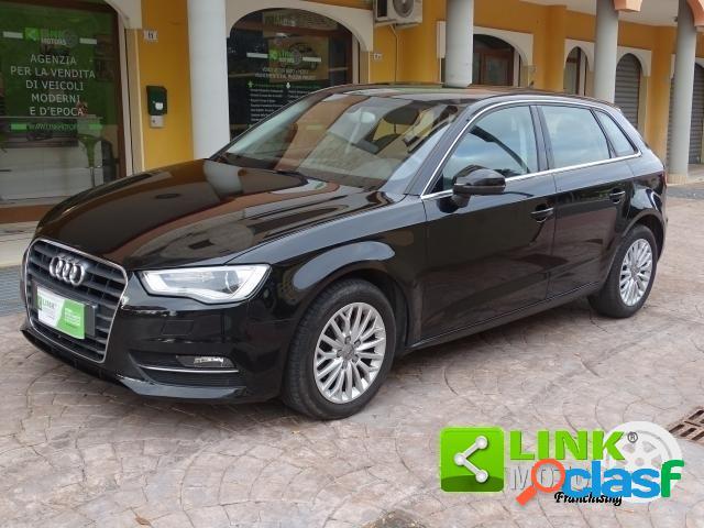 Audi a3 sportback diesel in vendita a quartu sant'elena (cagliari)